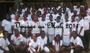 Participants au voyage d'Integration 2011