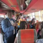 En route pour Lomé