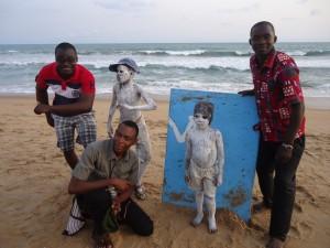 RJIA Bénin / Un tour à la plage !
